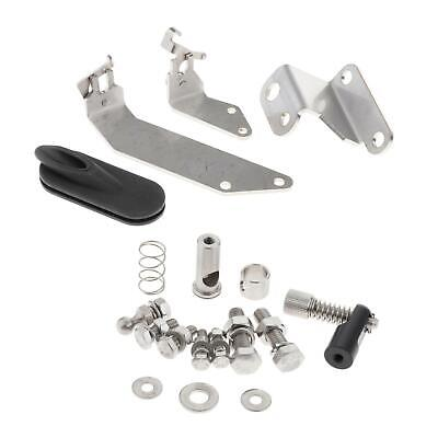 AU134.12 • Buy Remote Control Fitting 398-83880-1 Fit For Tohatsu Outboard Motor 9.9HP 15HP