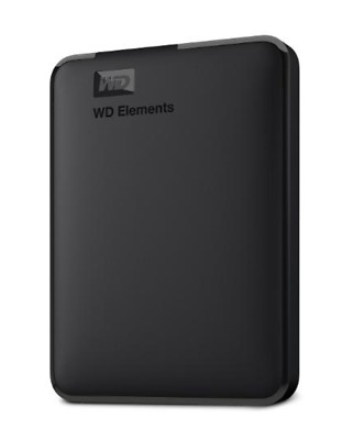 AU109.95 • Buy WD 1.5TB Elements Portable Hard Drive Black
