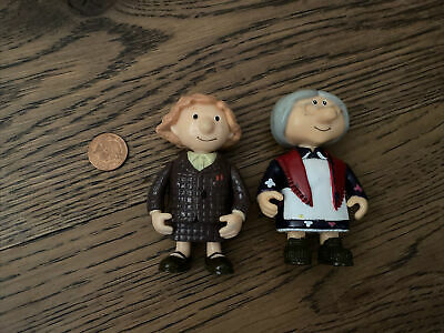 £11.99 • Buy Postman Pat Rare Dr Gilbertson And Mrs Goggins Large Figures-Lots Listed