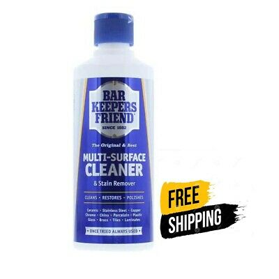£5.69 • Buy Bar Keepers Friend Multi Surface Household Cleaner  Stain Remover Powder 250g