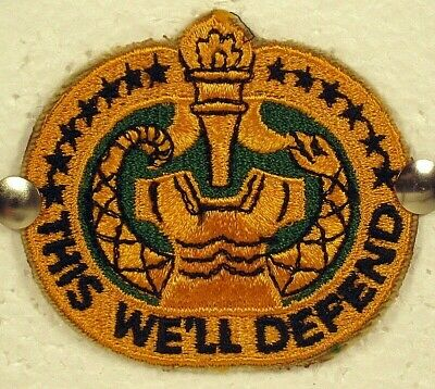 £7.16 • Buy US Army Drill Sergeant Instructor DI Identification Badge Insignia Patch