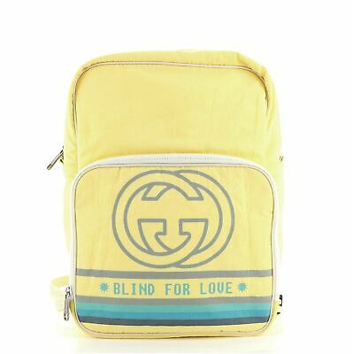 AU1696.56 • Buy Gucci 80's Patch Backpack Nylon Medium