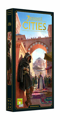 AU49.08 • Buy 7 Wonders (New Edition): Cities Expansion