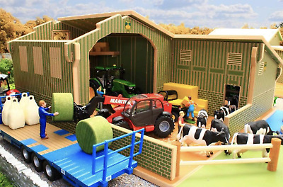 £74.95 • Buy Brushwood Toys 1:32 Scale My First Farm Play Set Bt8850