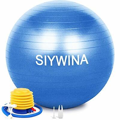 Exercise Ball Yoga Ball Chair 55cm,65cm Birthing Ball Maternity Ball • 21.37£