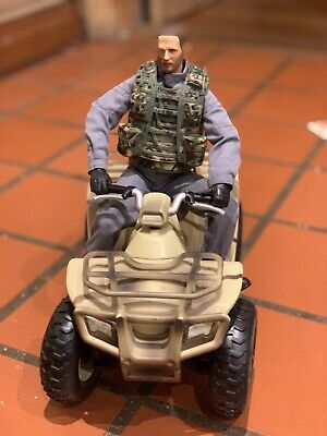 £10 • Buy HM Armed Forces Quad Bike With Rider