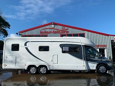 £53995 • Buy 2014 Autotrail Chieftain Twin / Tag Axle 4 Berth Fixed Bed Executive Motorhome