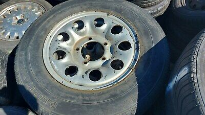 AU275 • Buy Suzuki Vitara Steel Wheels Spare Wheels Rims And Tyres Trailer