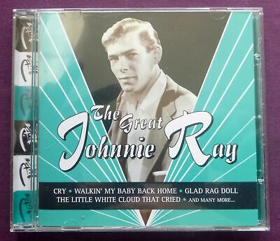 £1 • Buy The Great Johnnie Ray Cd