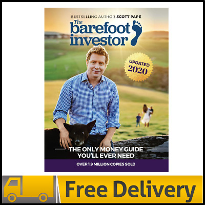 AU22.95 • Buy The Barefoot Investor 2020 Update | Paperback Book | BRAND NEW | FREE SHIPPING