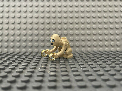£10 • Buy Lego Lord Of The Rings/Hobbit Gollum Minifigure With Rings