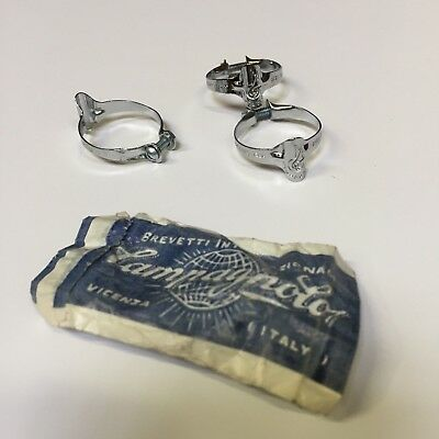 $ CDN36.51 • Buy Vintage Campagnolo Brake Cable Clips In New Original Package