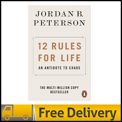 AU13.60 • Buy NEW 12 Rules For Life 2019 By Jordan B. Peterson Paperback Book | FREE SHIPPING
