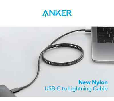 AU30.72 • Buy Anker IPhone 12 USB C To Lightning Cable 3Ft - Black