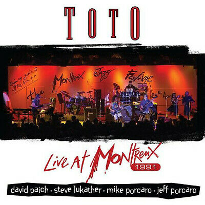 £10.19 • Buy Toto – Live At Montreux 1991 [New & Sealed] CD