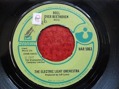 £1.98 • Buy Electric Light Orchestra (ELO) Roll Over Beethoven 7  1972 **VG+**