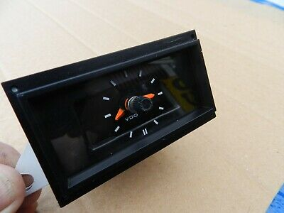 AU999 • Buy Ford Xy Vdo Dash Clock/ Dated 9/71 /suits Gt Falcon Super Rare! Fully Tested!!
