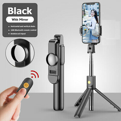 AU19.89 • Buy Adjustable Camera Tripod Mount Stand Holder For IPhone 12 Samsung S10 Note 10