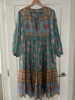 AU269 • Buy Spell & The Gypsy Love Story Dress - Size M - Great Used Condition