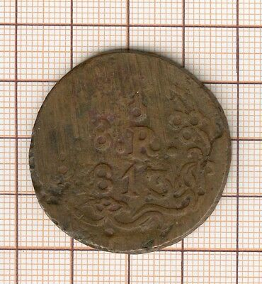 AU81.54 • Buy Mexico South War D'Independence 8 Reales 1813 Oaxacca