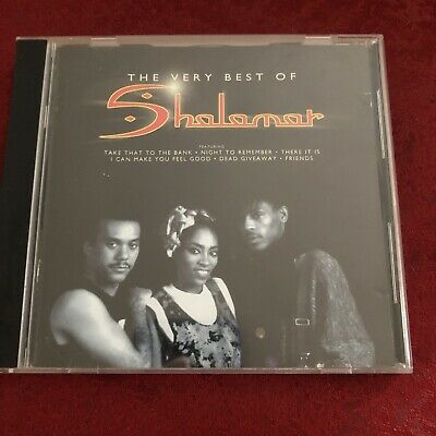 £4.99 • Buy Very Best Of Shalamar, The (CD)