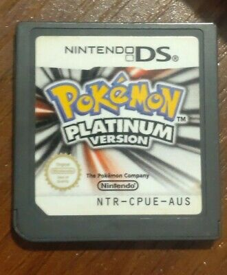 AU165 • Buy Nintendo DS & 3DS Games Pokemon **Please Select From Drop Down Box**