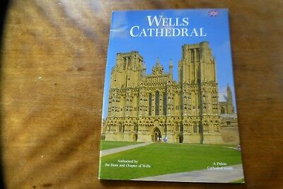 WELLS CATHEDRAL SOMERSET Guide Book 1996 • 3.50£
