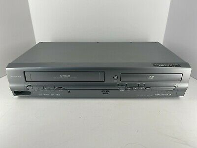 $ CDN108.77 • Buy Magnavox MWD2205 4-Head Video Cassette Recorder VHS/VCR/DVD Combo Player Tested