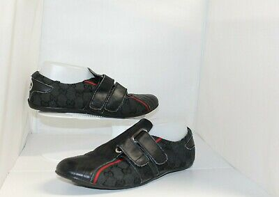 AU96.68 • Buy Gucci Mens Shoes Sneakers Black Sz 42 Made In Italy