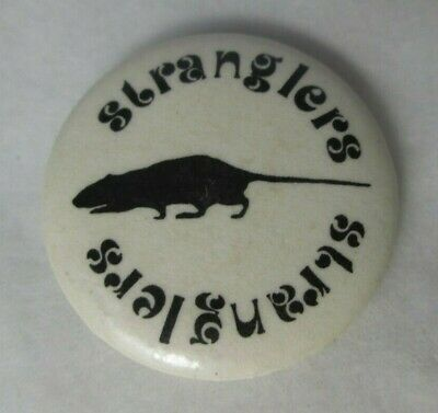 £9.99 • Buy The Stranglers Vintage Early 1980s US 25mm Badge Pin Button Punk New Wave