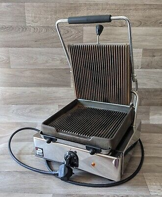 Parry Commercial Catering Panini Maker / Sandwich Grill Hardly Used • 100£