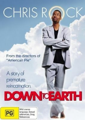 £5.46 • Buy Down To Earth (DVD, 2007)