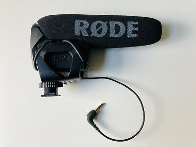 Rode VideoMic Video Mic Pro Directional Shotgun Microphone — Excellent Condition • 90£