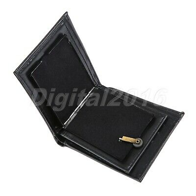 £9.68 • Buy 11cm X 10cm Open Flame PU Leather Wallet Magic Trick Toys Props Tools Easy Learn