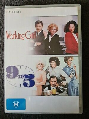 AU17.99 • Buy Working Girl & 9 To 5 DVD - 2 Discs - Region 4