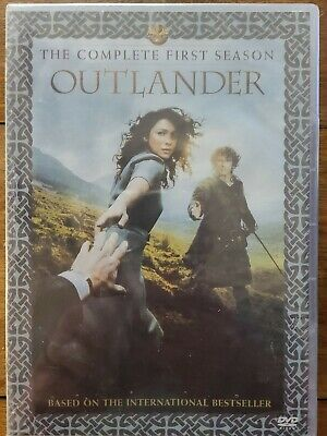 AU40.09 • Buy Outlander:Season1-4 (DVD, Box Set) Collection Series Brand New In Factory Sealed