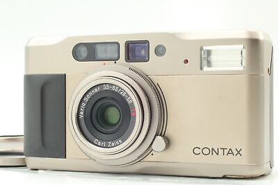 $ CDN485.25 • Buy 【MINT/Hood Filter Cap】Contax TVS Point & Shoot 35mm Film Camera From JAPAN NST05