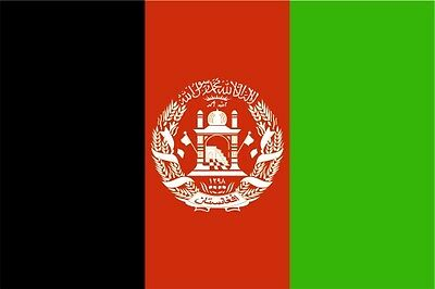 £3.61 • Buy Afghanistan Lfd0002 Car Sticker Flag Country