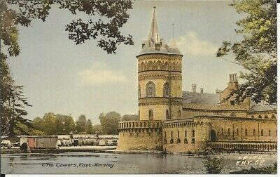 £1 • Buy Frith Postcard Of The Towers, East Horsley, Surrey