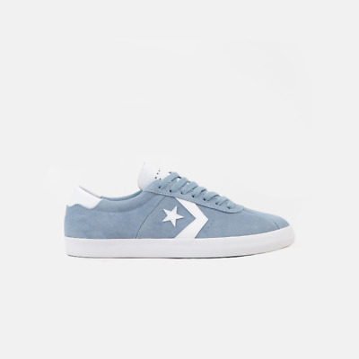 £34.99 • Buy Converse Unisex All Star Cons Breakpoint Pro OX Light Blue Suede Lace Up Trainer