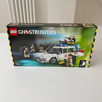 Lego Ideas Ghostbusters Ecto-1 (21108) Factory Sealed • 55£