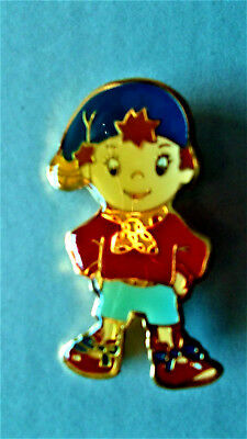 Noddy Clip-on Badge, Enamelled. Very Good Condition. • 3£