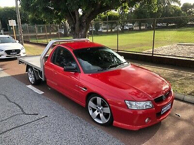 AU19990 • Buy 2003 VY Commodore LS1 V8 One Tonner Ute 6 Spd Manual FREE DELIVERY*