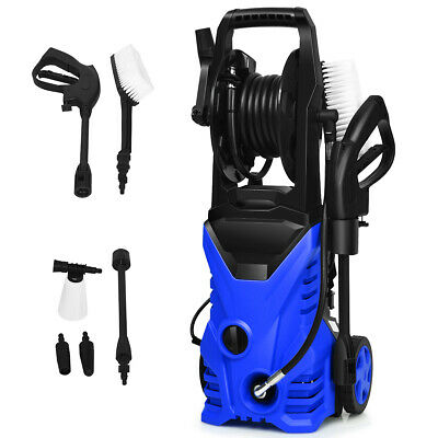£81.99 • Buy Electric Pressure Washer 2030PSI 140 Bar Water High Power Jet Wash Patio Car