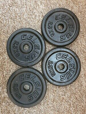 AU20 • Buy 2.5kg Weight Plates