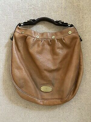 Mulberry Mitzy Hobo Bag Camel Used • 25£