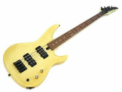£377.35 • Buy Used Yamaha RBX-550D PW (Pearl White) MIJ Electric Bass HH Basswood Body
