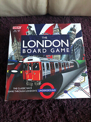 £9.99 • Buy  THE LONDON BOARD GAME  2011 By IDEAL GAME IS COMPLETE