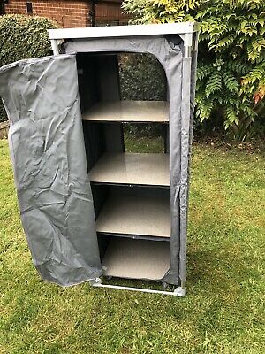 Sunncamp Camping Wardrobe Or Storage Unit. • 22£