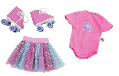 £23.99 • Buy Designafriend Roller Skates Outfit For Chad Valley Design A Friend Doll